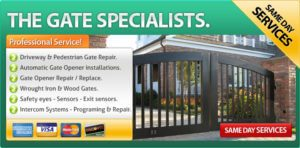 electric gate repair