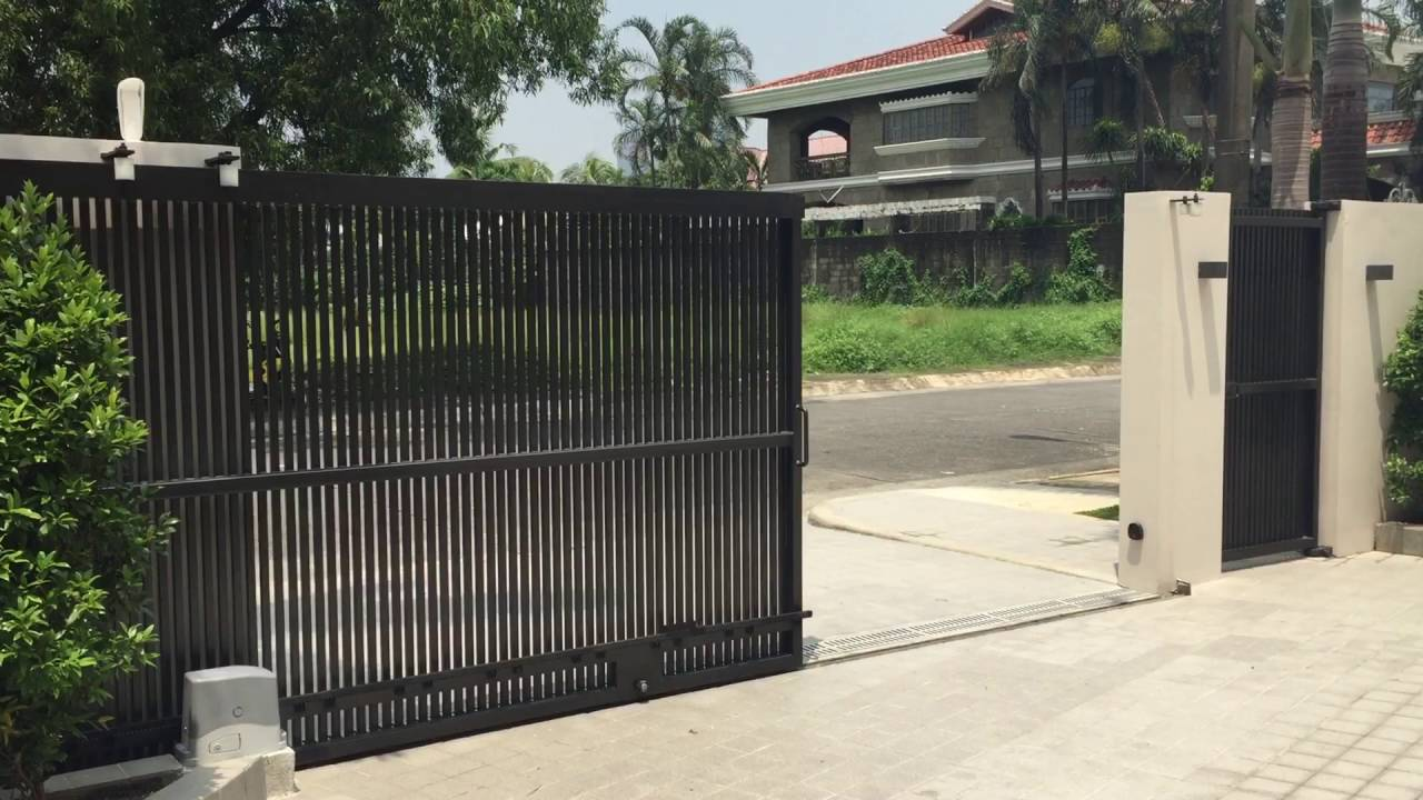 Automatic Gate Installation in Hollywood