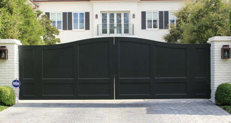 Electric Gate Repairs Service Los Angeles